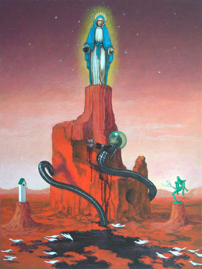 Danny Malboeuf - The Vision of Terra Sirenum