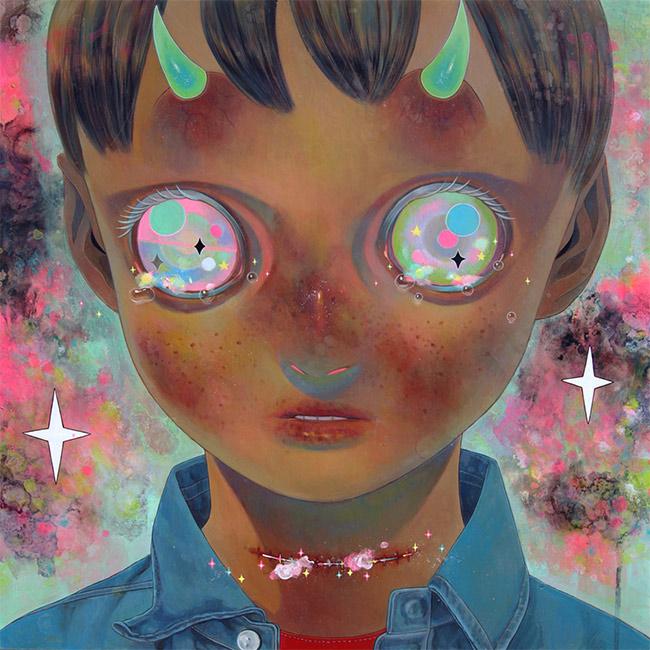 Hikari Shimoda - Whereabouts of God #27