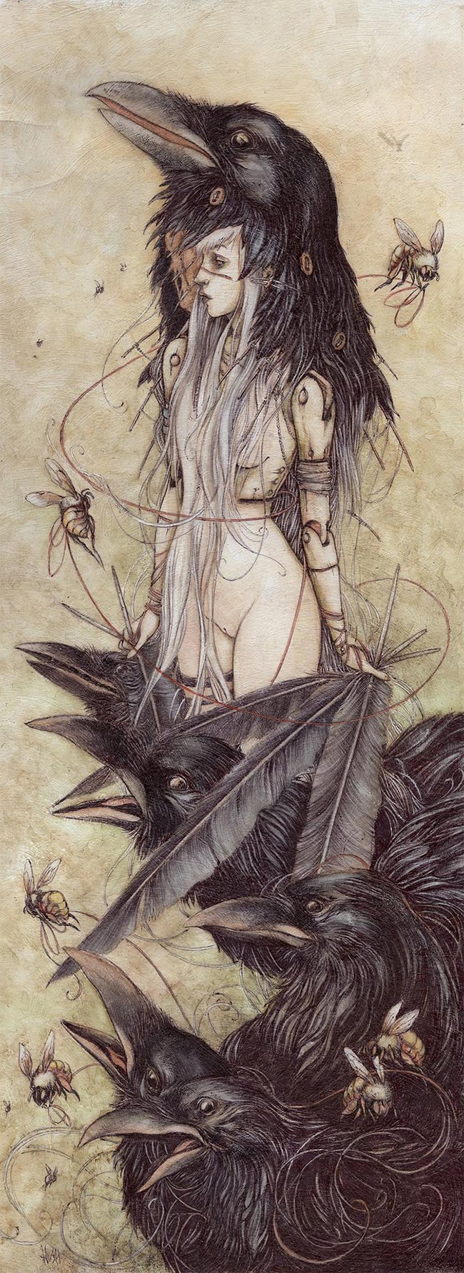 Jeremy Hush - Black Queen