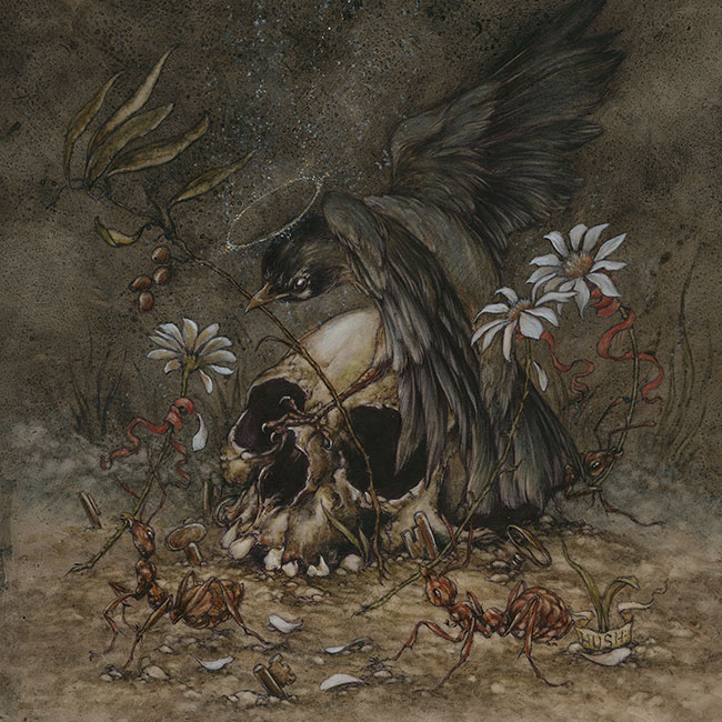 Jeremy Hush - Unheard Rites of Beasts