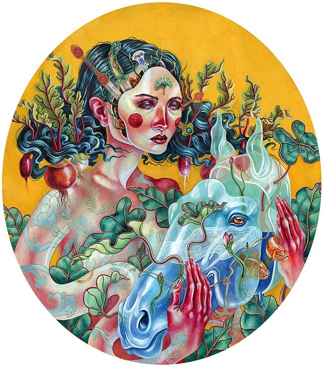 Kit Mizeres - Lady Daydream