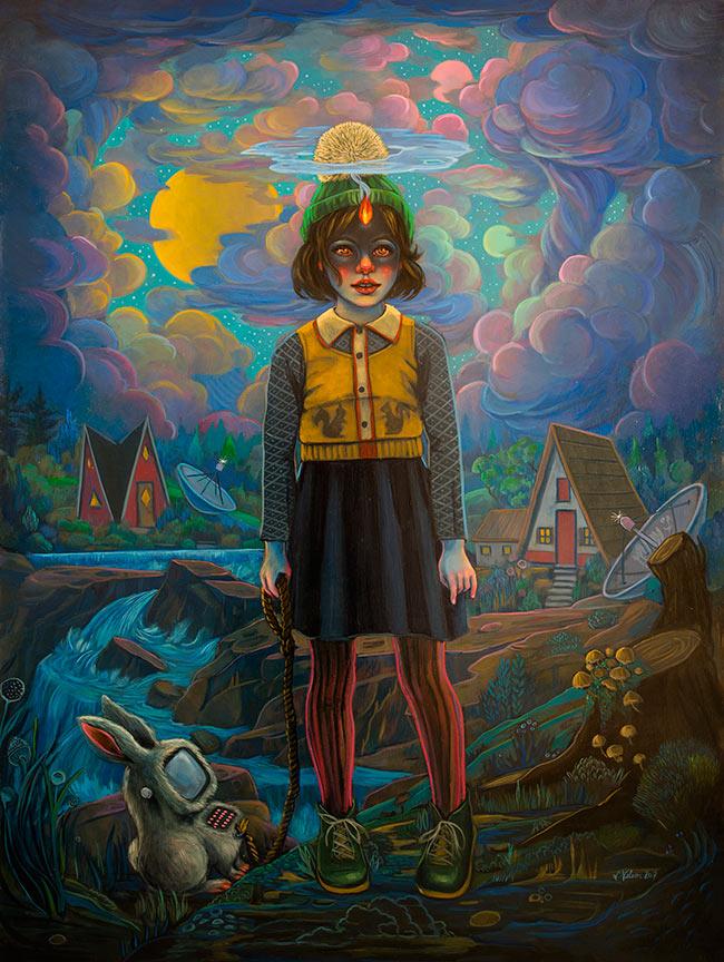 Lori Nelson - Future Youth