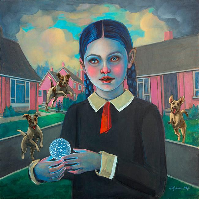 Lori Nelson - Neighbor Girl