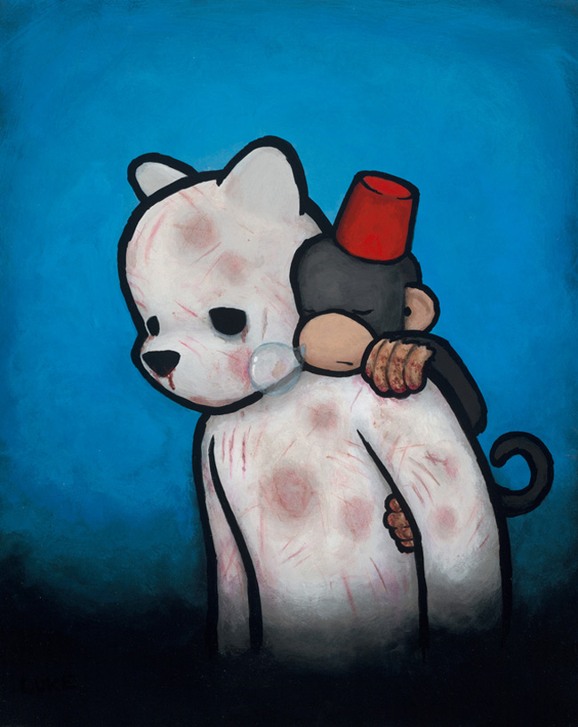 Luke Chueh - Monkey On My Back