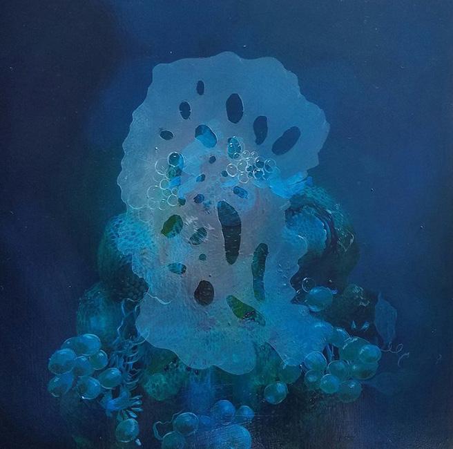 Nicole Duennebier - Kelp Study