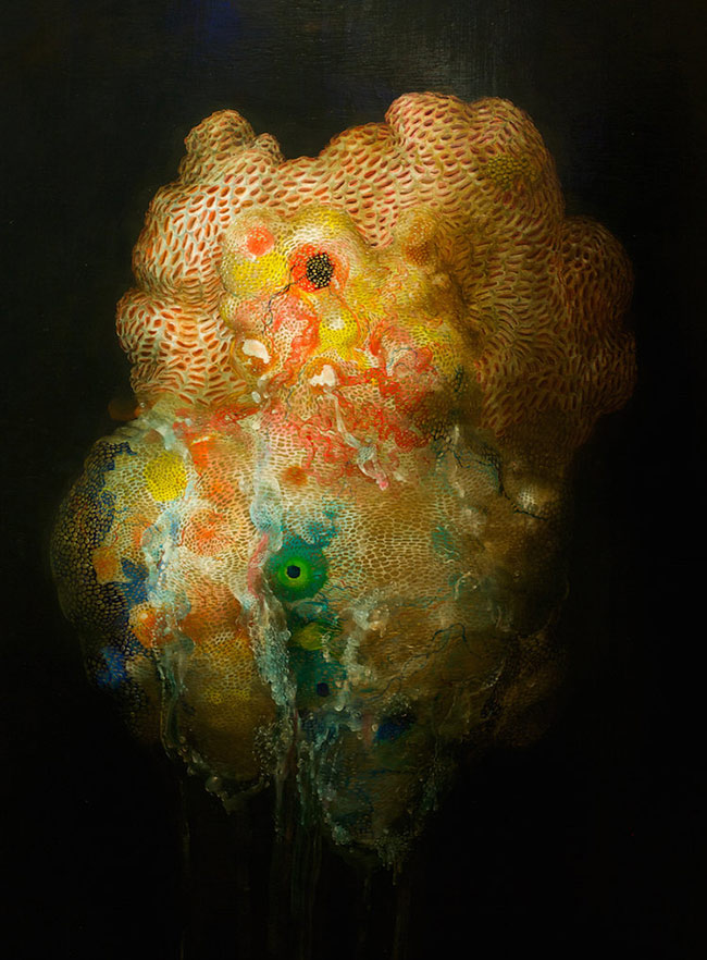 Nicole Duennebier - Tunicate and Golden Sac