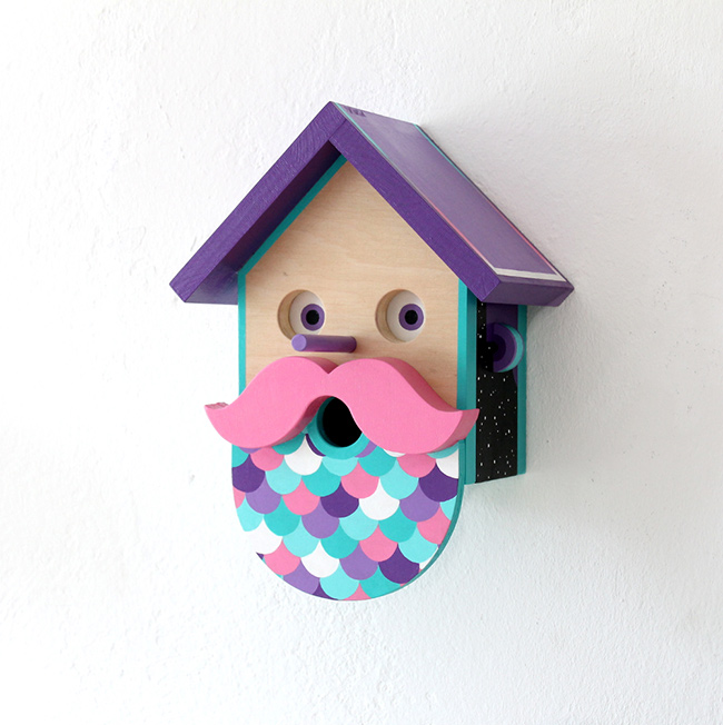 Niels de Jong - Bird House (Side 1)
