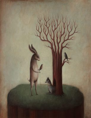 Paul Barnes - The Hare and the Dog
