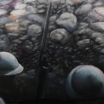 Sergio Barrale - 'Bonne Courage' (Detail 4)