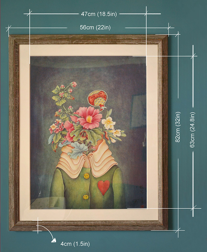 Alice Lin - Container (Framed - Front)