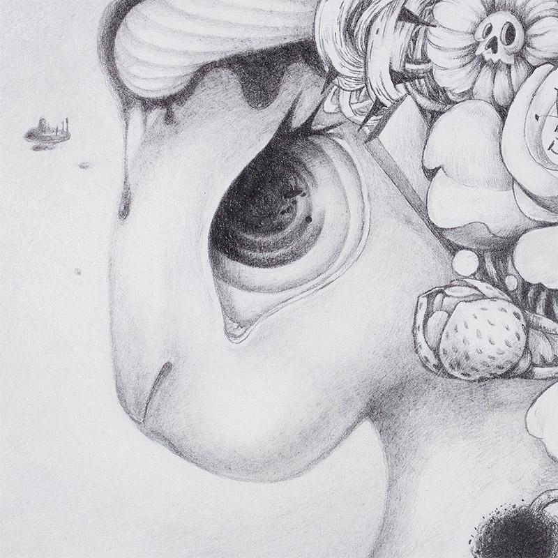 Alice Lin - In the Ocean (Detail 2)