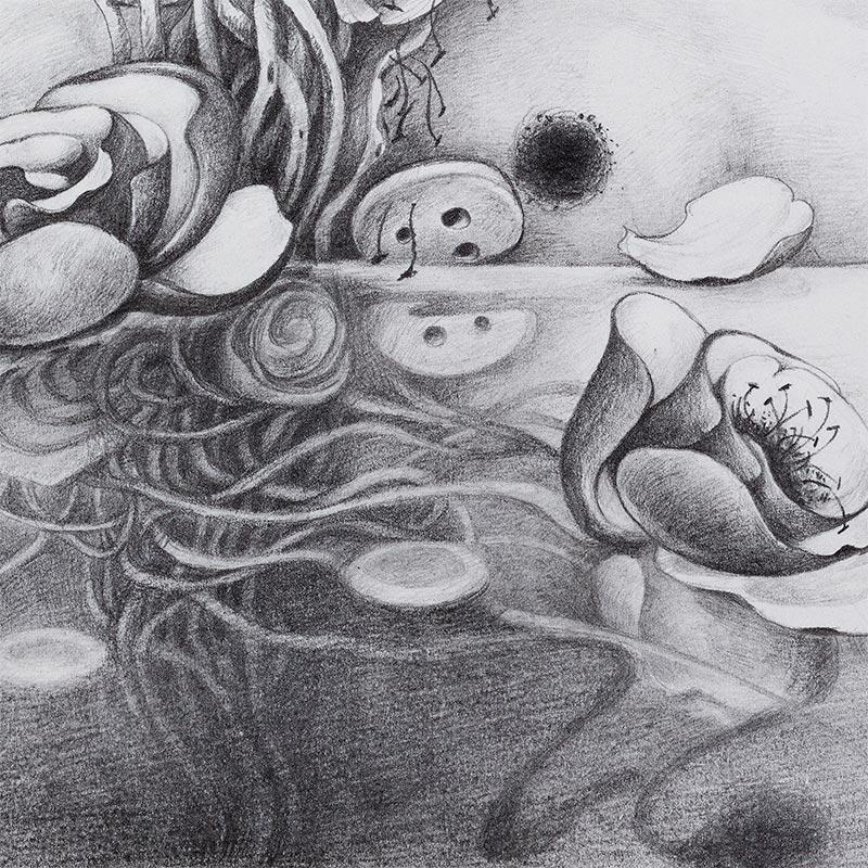 Alice Lin - In the Ocean (Detail 4)