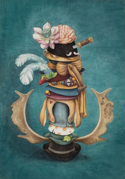 Alice Lin - Madhatter's Hat
