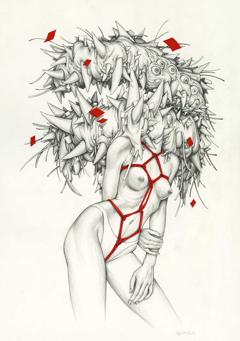 Allison Reimold - Shibari