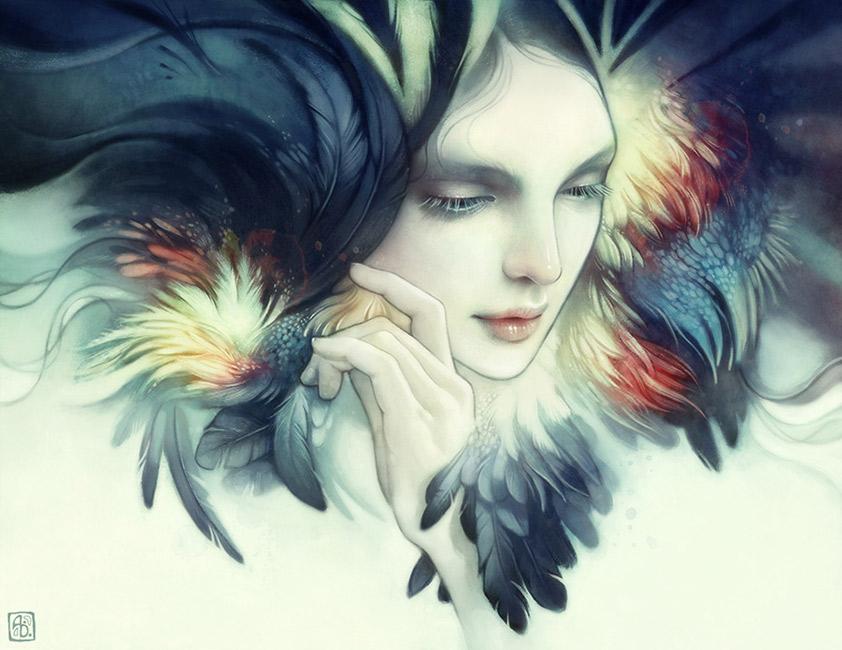 Anna Dittmann – Ethereal Grace – Artist Profile