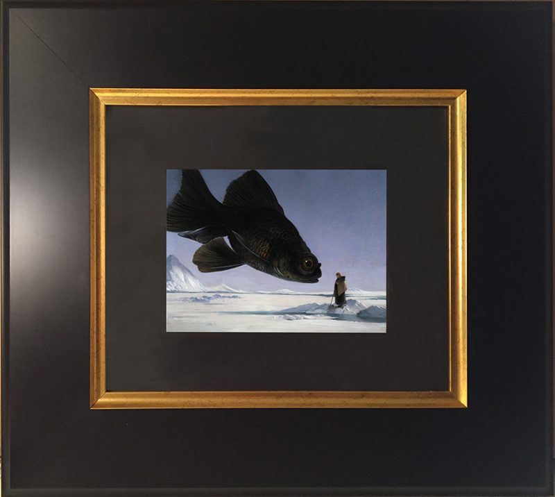 Bill Mayer - The Offering (Framed)