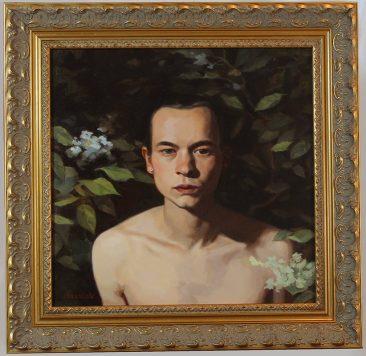 Chrystal Chan - Adam 1 (Framed)