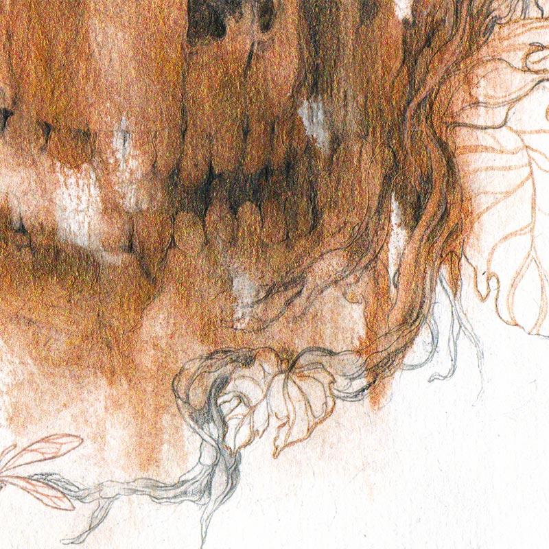 Corinne Reid - Winters Crown (Detail 3)