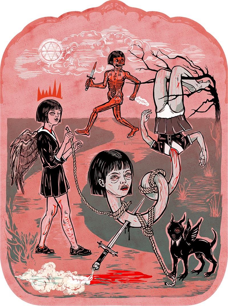Elif Varol Ergen - Witch Hunt