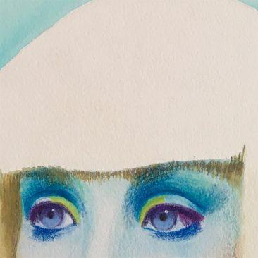 Erlend Tait - Fan Art (Galaxina) (Detail 1)