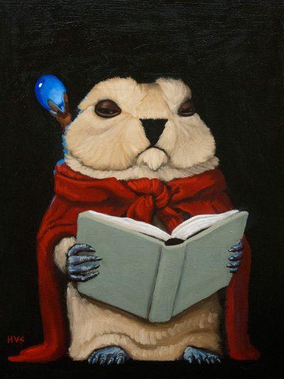 Henry Schreiber - Bookworm