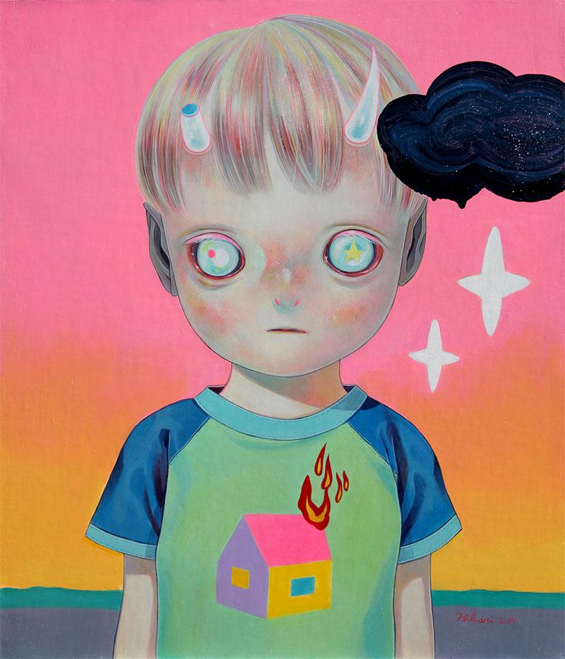 Hikari Shimoda - Children of this Planet #25