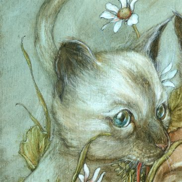 Jeremy Hush - The Countless of Perception (Detail 1)