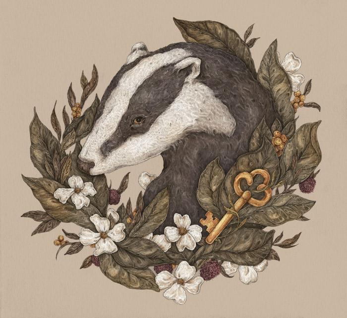 Jessica Roux - Badger