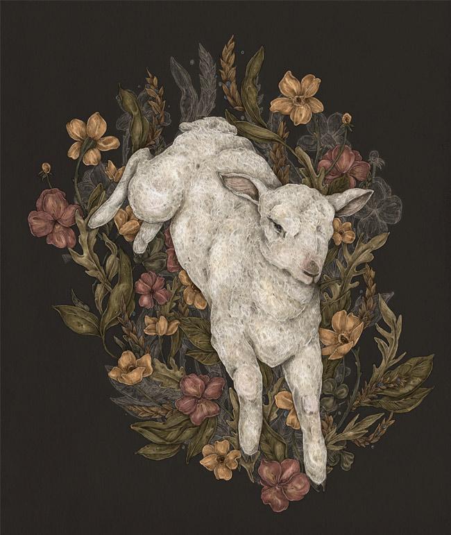 Jessica Roux - Lamb
