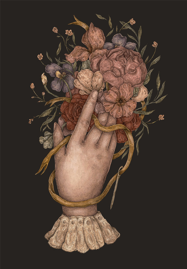 Jessica Roux - The Fleurist