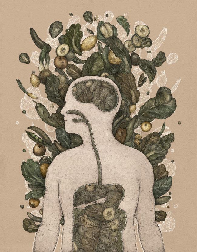 Jessica Roux - Zest Brain Eating