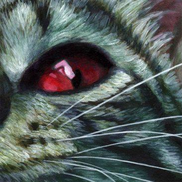 Johannah O'Donnell - The Kittening (Detail 2)