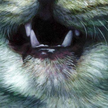 Johannah O'Donnell - The Kittening (Detail 3)