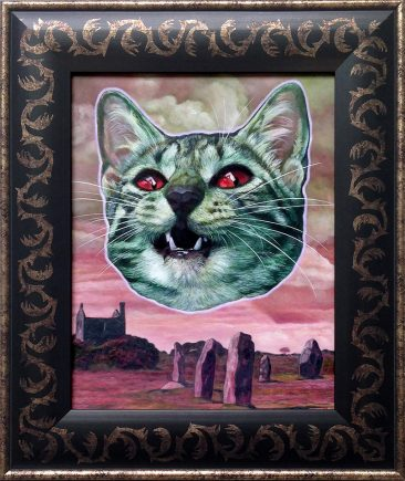 Johannah O'Donnell - The Kittening (Framed)