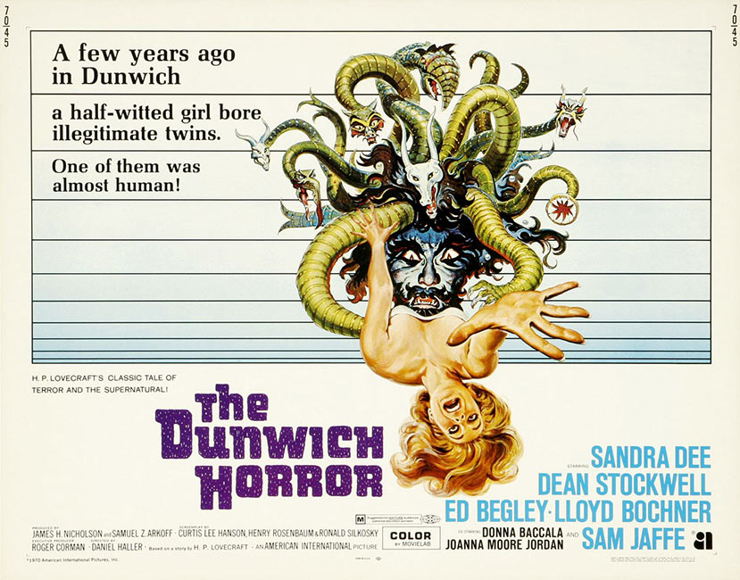 Johannah O'Donnell - The Dunwich Horror (Movie Poster)