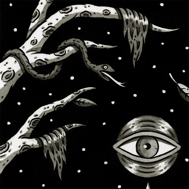 Jon MacNair - For All Eternity (Detail 1)