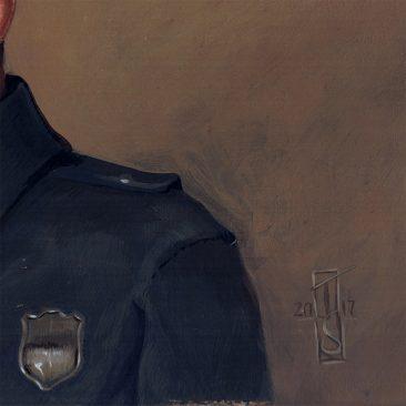 Jophen Stein - Uniformity; Sadder than a Sack of Kittens (Detail 2)