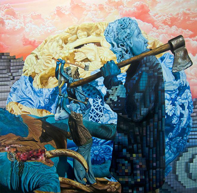 Juan Travieso - Blood Ivory