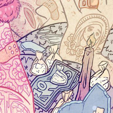 Kirsten Rothbart - C.R.E.A.M. (Detail 2)
