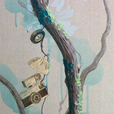 Lauren Matsumoto - The Watchers (Detail 4)