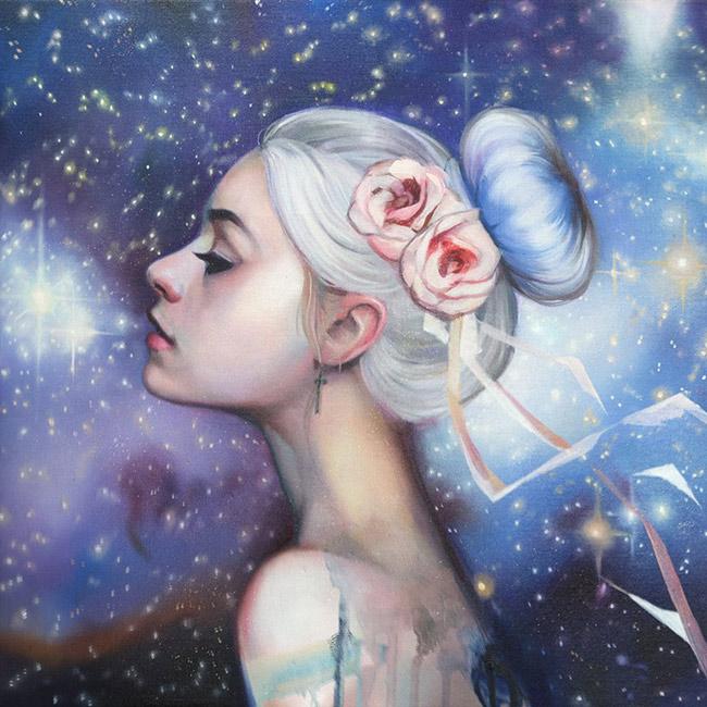 Lioba Brückner - Nebulae