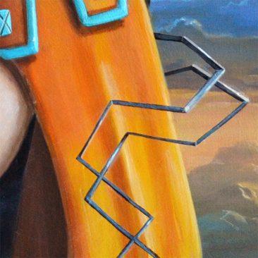 Matt Linares - Storm Breaker (Detail 4)