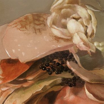 Nicole Duennebier - Still Life with Meat Pile (Detail 1)