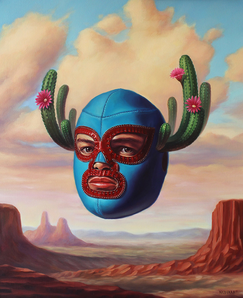 Paul Neberra - The Mysterious Apparition of the Cactus (Nacho's Enlightenment)