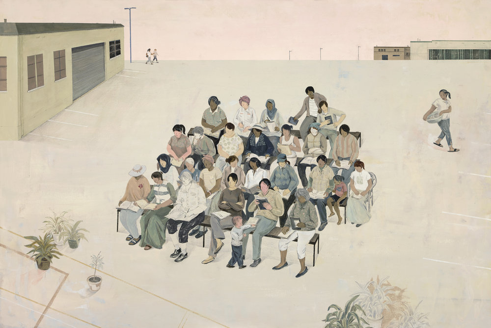 Sally Deng - An Education