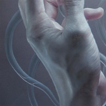 Victor LeBlanc - Life (Through the Screen) (Detail 2)