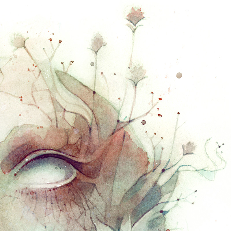 Anna Dittmann - Awake (Detail 1)