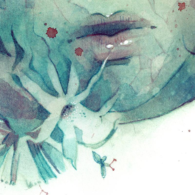 Anna Dittmann - Awake (Detail 3)