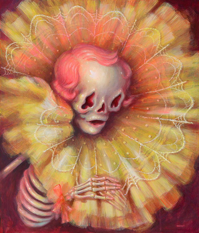 Brandi Milne - Death Song (Portrait of the Artist's Mother, in Death)