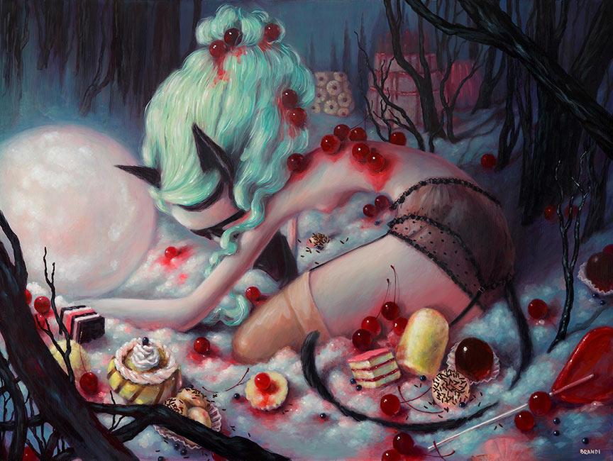 Brandi Milne - Fiend (The Ever Hunger, Wild Beast)